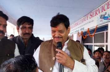 शिवपाल यादव ने नए पार्टी दफ्तर का किया उद्घाटन, 2019 व 2022 चुनाव पर दिया बयान