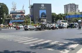 PICS : यातायात से राहत के लिए फिर से बनेंगे ६७ जंक्शन