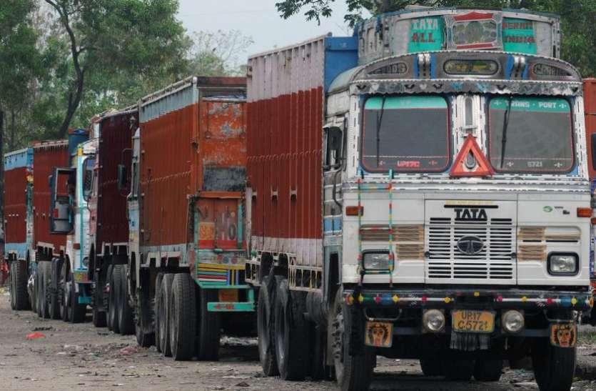 12 नवंबर तक राजधानी दिल्ली में ट्रकों के प्रवेश पर पाबंदी
