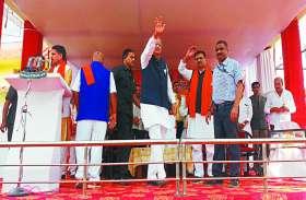 Chhattisgarh Election: अपने कार्यकर्ताओं को सम्मान नहीं देने की वजह से हो रहा 150 साल पुरानी कांग्रेस का पतन: डॉ. रमन