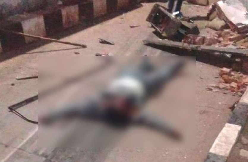 धौलपुर: रफ़्तार भरे बेकाबू ट्रक ने टोल प्लाज़ा पर मचाई 'तबाही', पांच को रौंदा- 3 की मौत