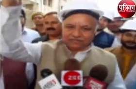 योगी के मंत्री ने आजम खान तक भिजवाया एक मैसेज, अयोध्या में राम मंदिर निर्माण पर कही यह बात