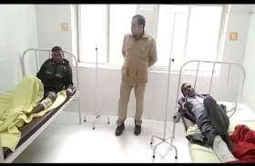 दिवाली के बाद इस शहर में बदमाशों पर कहर बनकर टूटी पुलिस, मुठभेड़ में दो बदमाशों को मारी गोली