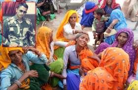 नक्सली हमले में राजस्थान का जवान शहीद, छत्तीसगढ़ विधानसभा चुनाव में लगी थी ड्यूटी
