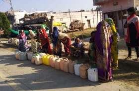 पानी नहीं मिलने से महिलाएं करेंगी मतदान का बहिष्कार