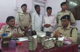 MP ELECTION 2018 चुनाव में राजस्थान जा रहे थे 18 लाख रुपए, मध्यप्रदेश में हुआ ये काम