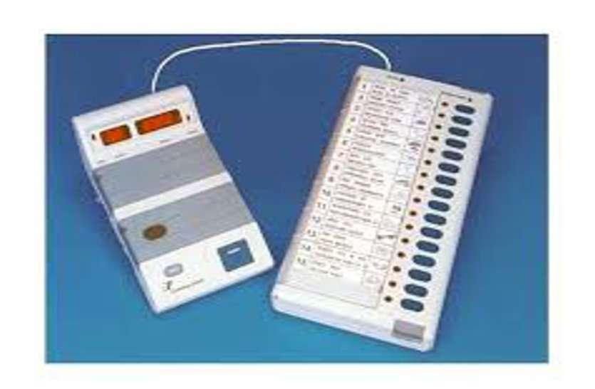 MP ELECTION 2018 : पहली बार चुनाव में इवीएम करेगी ये काम