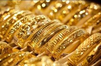 सोने-चांदी की कीमतों में बड़ी गिरावट, सोना 580, चांदी 1,530 रुपए सस्ते हुए