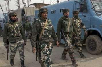 जम्मू-कश्मीर: हंदवाड़ा में पुलिस की पेट्रोलिंग टीम पर हमला, एनकाउंटर में मारा गया एक आतंकी