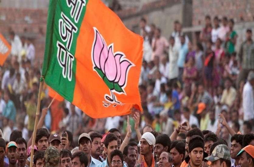 भाजपा की शेष 38 सीटों पर चार मंत्री और 23 विधायक अटके