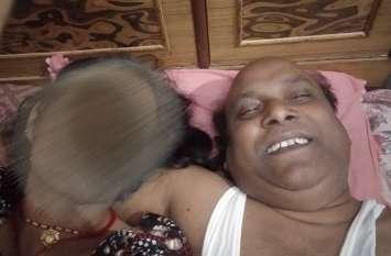 महिला ने वायरल कर दी इस बड़े अफसर संग 'बेड रूम' की फोटो, विभाग में मचा हड़कम्प