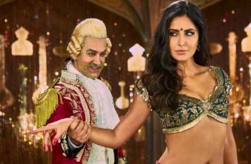 शाहरुख की इस अभिनेत्री ने उड़ाया आमिर की 'ठग्स आॅफ हिन्दोस्तां' का मजाक, ट्वीट कर लिखा...