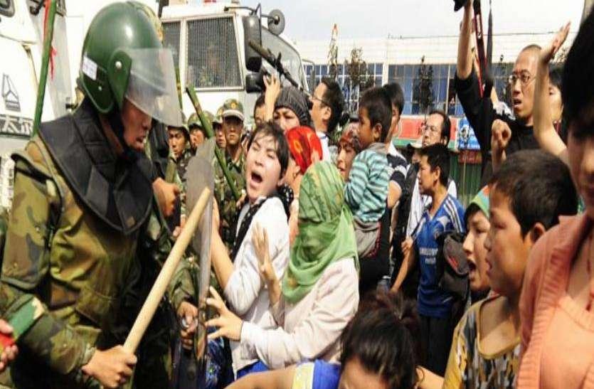 चीन में अल्पसंख्यकों का हो रहा है दमन, मुस्लिमों को नहीं कोई आजादी: अमरीका