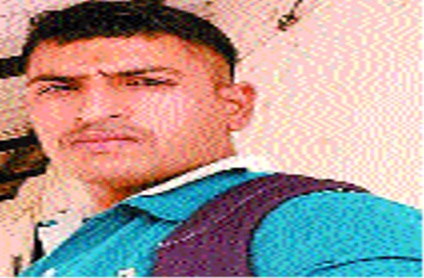 घट्टिया-नजरपुर के बीच दूसरे दिन भी हादसा, चली गई एक जवान की जान