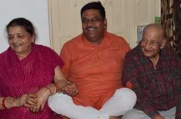 अलवर शहर से टिकट मिलते ही संजय शर्मा ने पहली बातचीत में किया बड़ा खुलासा, टिकट मिलने को लेकर कही बड़ी बात