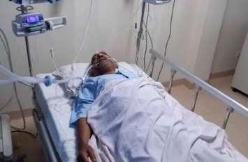 राम गोविंद चौधरी को लेकर आई बड़ी खबर, मेदांता में हालत बेहद नाजुक, समाजवादी पार्टी के बड़े नेता परेशान