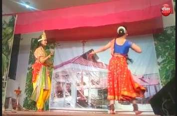केरल के कलाकारों की प्रस्तुतियों ने समां बांधा