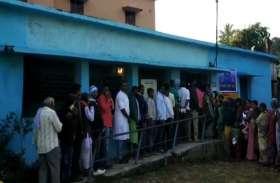 छत्तीसगढ़ विधानसभा चुनाव: मतदान करने बढ़ रही लोगों की भीड़, देखें वीडियो