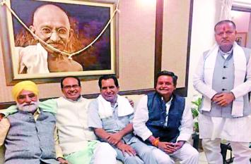 MP ELECTION 2018 : रूठों को मनाने का जिम्मा दोनों ही दलों में वरिष्ठ नेताओं को सौंपा