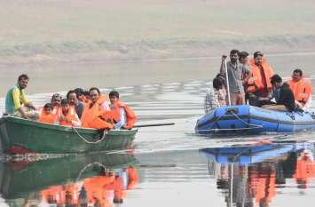डकैतों के खौफ के बगैर कीजिए चम्बल की खूबसूरती का दीदार, इन जलमार्गों से पर्यटक निहारेंगे बीहड़ की खूबसूरती