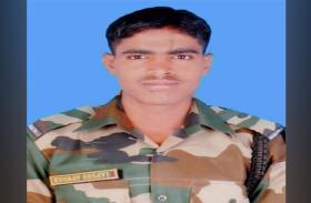 पाकिस्तानी स्नाइपर शॉट से सीमा पर एक और जवान शहीद