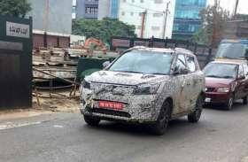 महंगी SUV को मात देगी Mahindra S201, टेस्टिंग के दौरान आई नजर