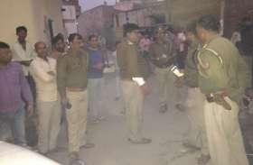 8 मुसलमानों के कत्ल के आरोपी की हत्या से मचा हड़कंप, मौके पर भारी संख्या में पुलिस और पीएसी के जवान तैनात