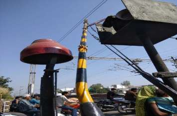 rail accident फिर मध्यप्रदेश में बड़ा रेल हादसा, कई घंटो बंद रहा रेल यातायात