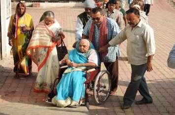 CG Assembly Election : छत्तीसगढ़ के इस जिले में हैं 100 साल के 97 मतदाता