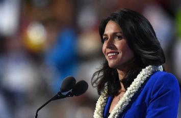 अमरीका में राष्ट्रपति चुनाव लड़ेंगी पहली हिंदू उम्मीदवार तुलसी गबार्ड
