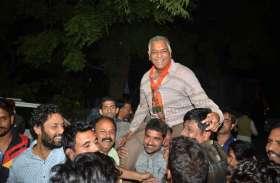भीलवाड़ा: विधायक विट्ठल को तीसरी बार टिकट देकर जताया भरोसा