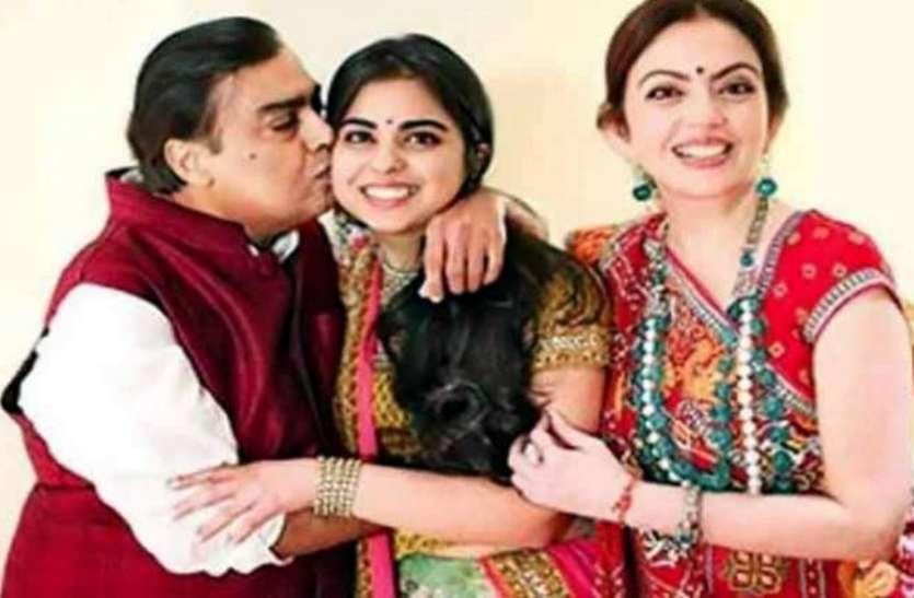 अंबानी परिवार उदयपुर की पिछोला में करेगा श्रीनाथजी की आरती