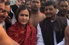 BJP पर शिवपाल का बड़ा हमला, कहा - ऐतिहासिक धरोहरों के नाम बदलना ठीक नहीं