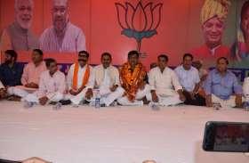 Rajasthan Election 2018 : अलवर में इन दिग्गजों के नाम पर भाजपा मौन, कट भी सकता है इनका टिकट