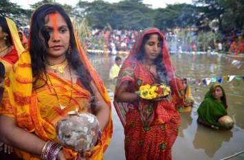 PICS : आइटी सिटी बेंगलूरु में भी दिखी छठ की छटा