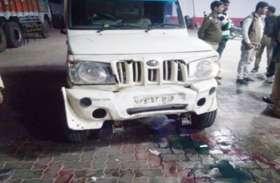 बदमाशों के निशाने पर ये पुलिस अधिकारी, छठी पर हत्या का प्रयास