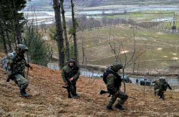 जम्मू-कश्मीर: अखनूर और कुपवाड़ा में बड़ी सैन्य कार्रवाई, मारे गए तीन आतंकी