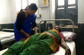 अधिकारियों की लापरवाही से नाराज महिला ने तहसील परिसर में खाया जहर, मचा हड़कंप