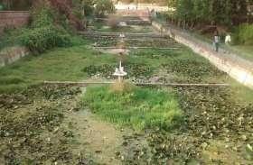 हाईकोर्ट ने कहा जल्द पूरा करो मण्डोर उद्यान को संवारने काकाम