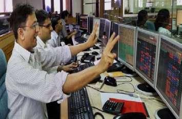 बैंकिंग आैर आॅटो सेक्टर में तेजी से शेयर बाजार में तेजी, सेंसेक्स 35,144 अंकों पर बंद