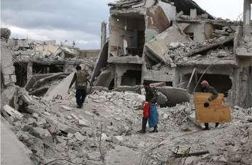 सीरिया और ईरान का आरोप- अमरीका डाल रहा है राजनीतिक संकट के समाधान में बाधा