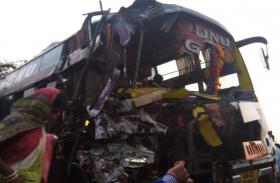 ओडिशा में अलग-अलग सड़क दुर्घटनाओं में दो की मौत, 30 घायल