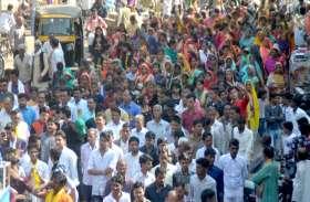 MP ELECTION NEWS IN HINDI : भाजपा-कांग्रेस के उम्मीदवार करोड़पति