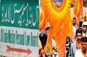 अयोध्या मामला : संत महासम्मेलन के जरिये दम दिखाने को तैयार विहिप, मुस्लिम पर्सनल लॉ बोर्ड की भी तैयारियां तेज