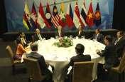 दक्षिण चीन सागर विवाद सुलझाने के लिए चीन और आसियान के नेताओं के बीच चर्चा