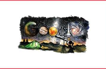 Google अपने नए Doodle के जरिए बच्चों को पढ़ने के लिए कर रहा है मोटिवेट