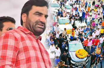 हनुमान बेनीवाल के इस ऐलान से भाजपा-कांग्रेस में मचा हडक़ंप
