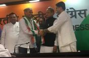 Rajasthan Assembly Election 2018 : हरिशचंद्र मीणा के कांग्रेस में शामिल होने से राजस्थान में बिगड़ सकते है सियासी समीकरण