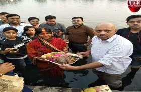 महापर्व छठ पूजा के अवसर पर की तस्वीरें देख कर भक्ति की गंगा में डुबकी लगाने लगेंगे