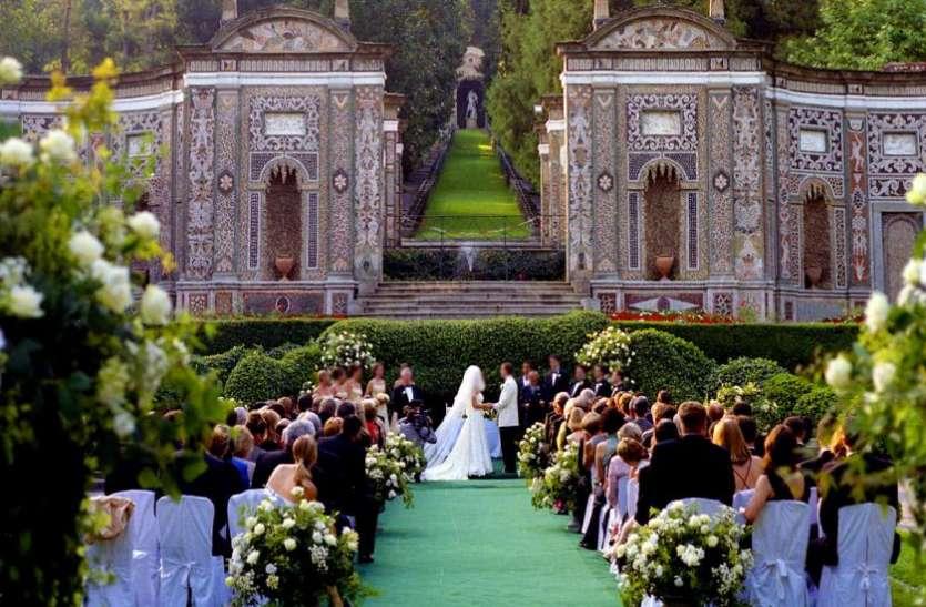 इन 10 वजहों से हर बड़ा स्टार इटली में करना चाहता है शादी
